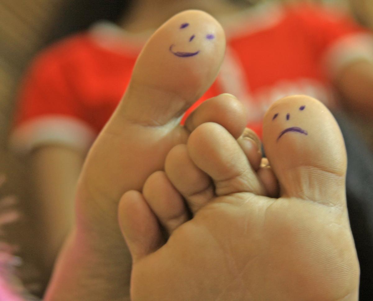 foot health photo