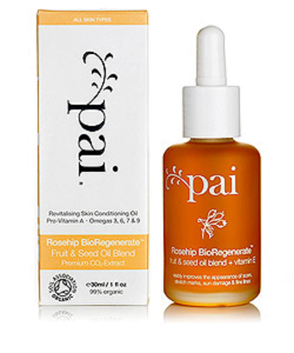 Beauty Oils Pai Rosehip BioRegenerate Fruit & Seed Oil Blend