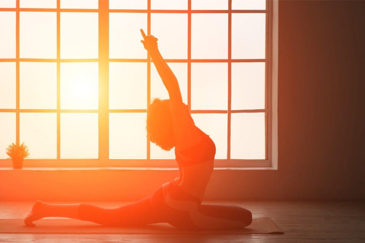 6 Profound Yoga Poses for Processing Grief and Sadness