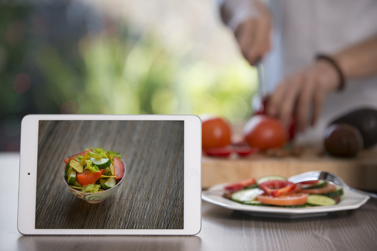 These apps for foodies make cooking fun.