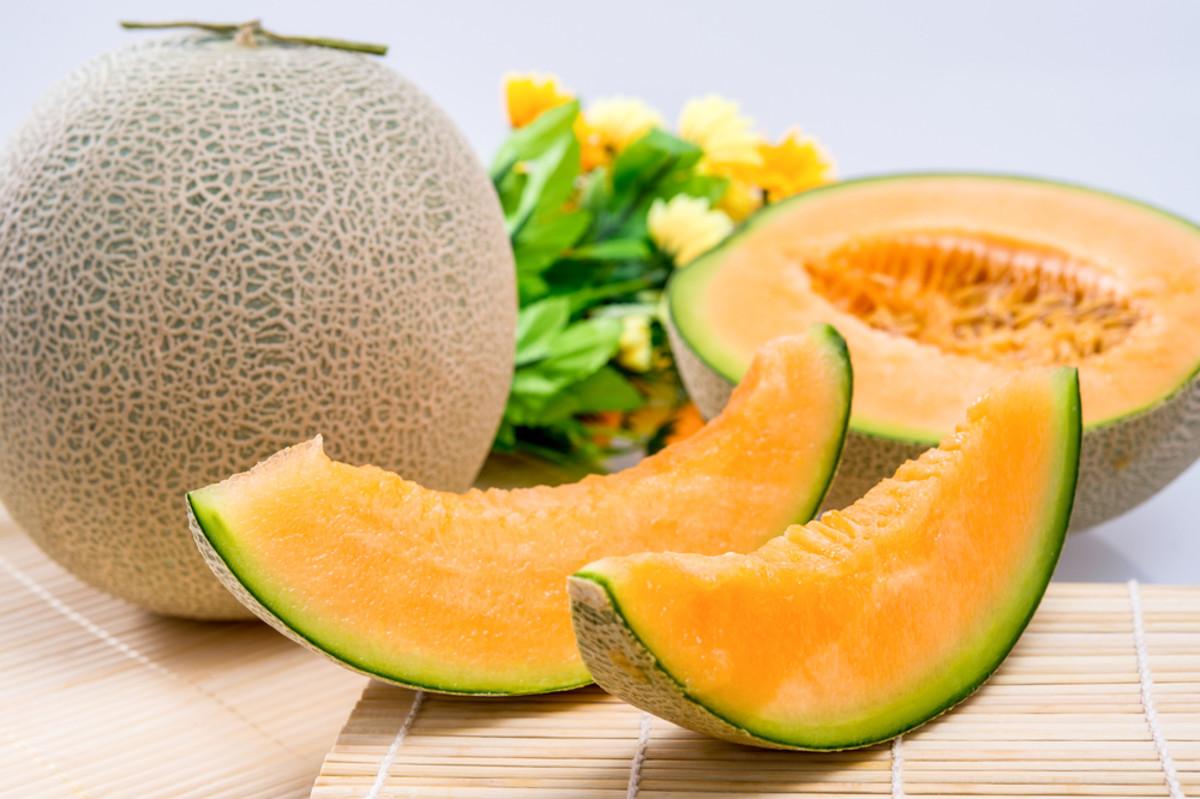 muskmelon vs. cantaloupe