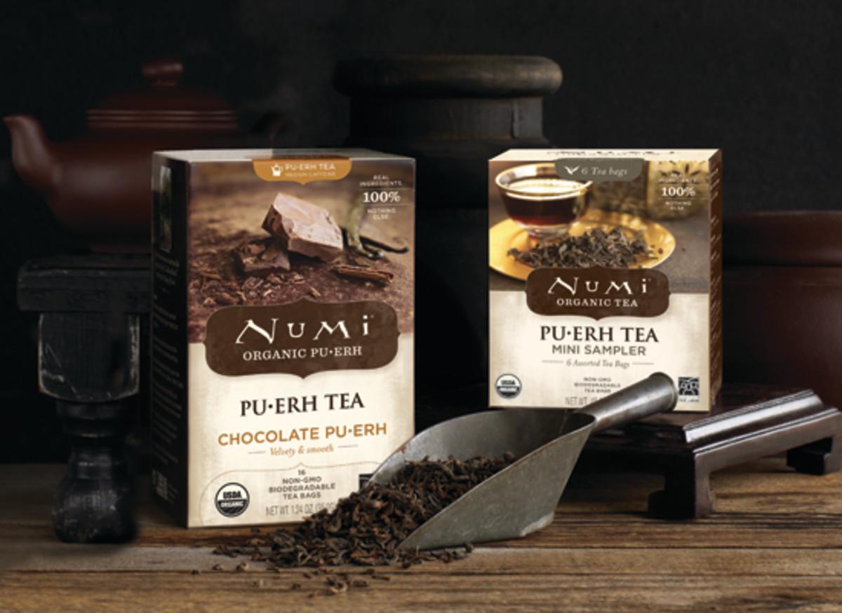 Numi Organic Tea Pu-erh Tea
