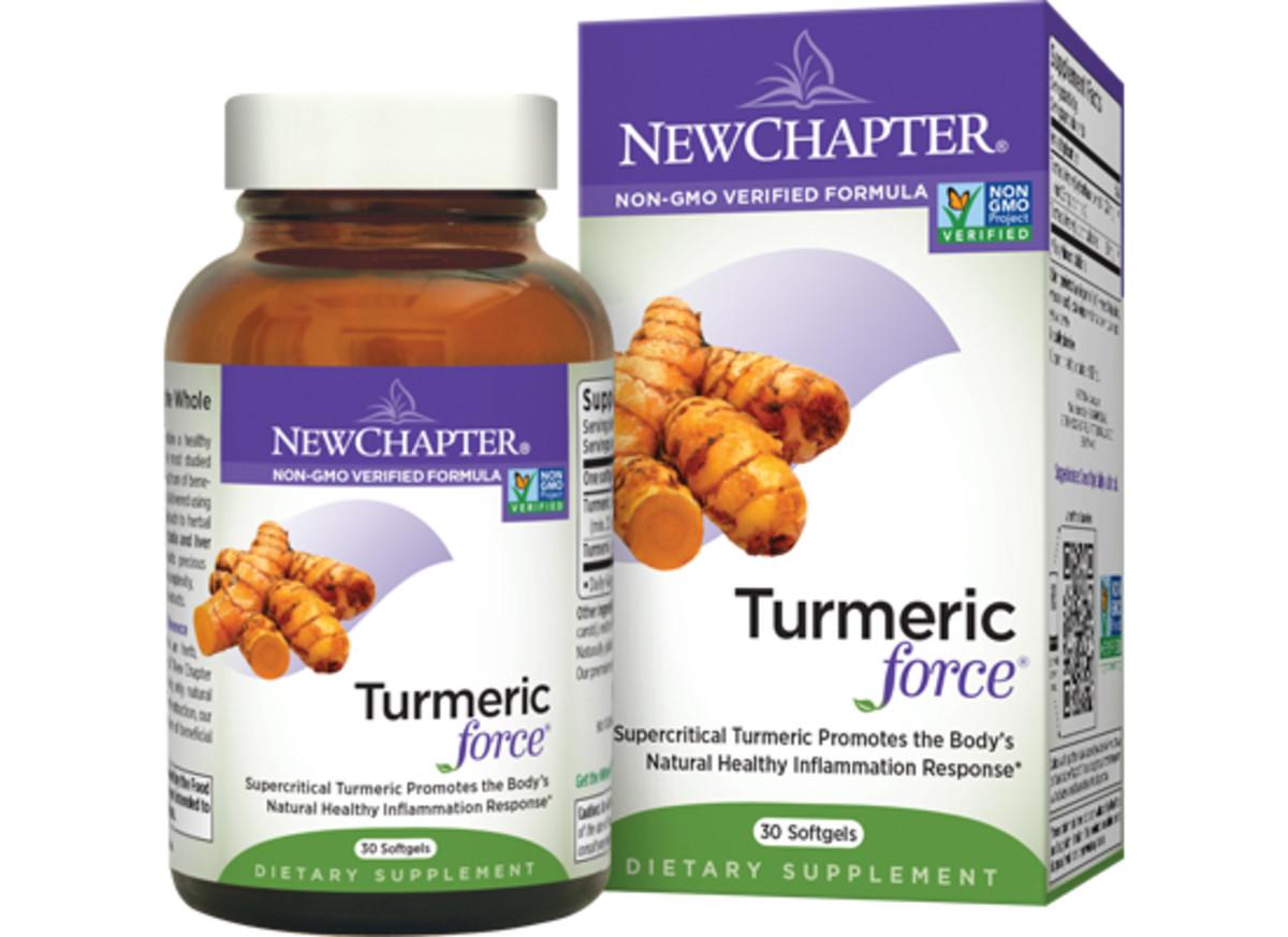 New Chapter Tumericforce
