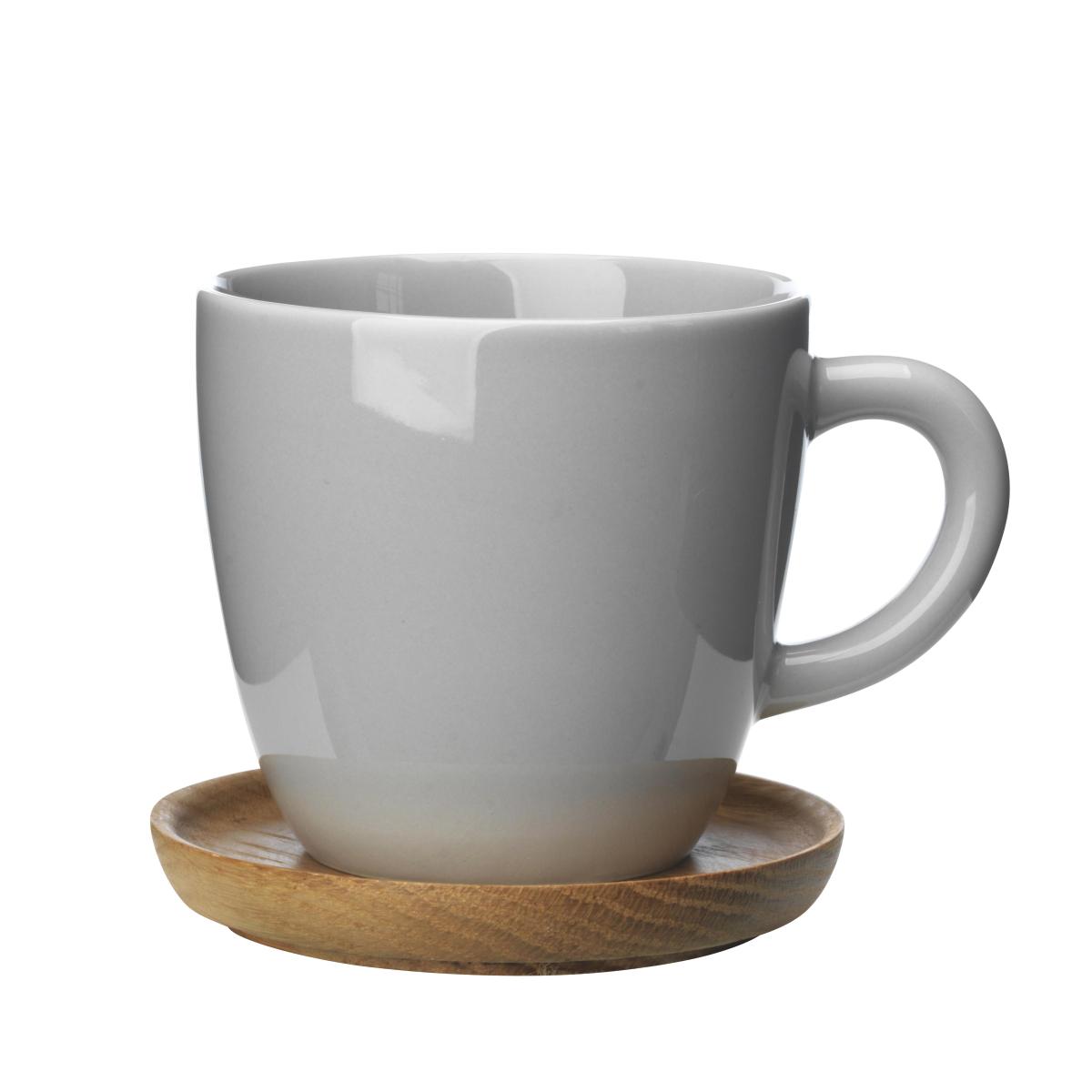 Mug with Lid/Coaster