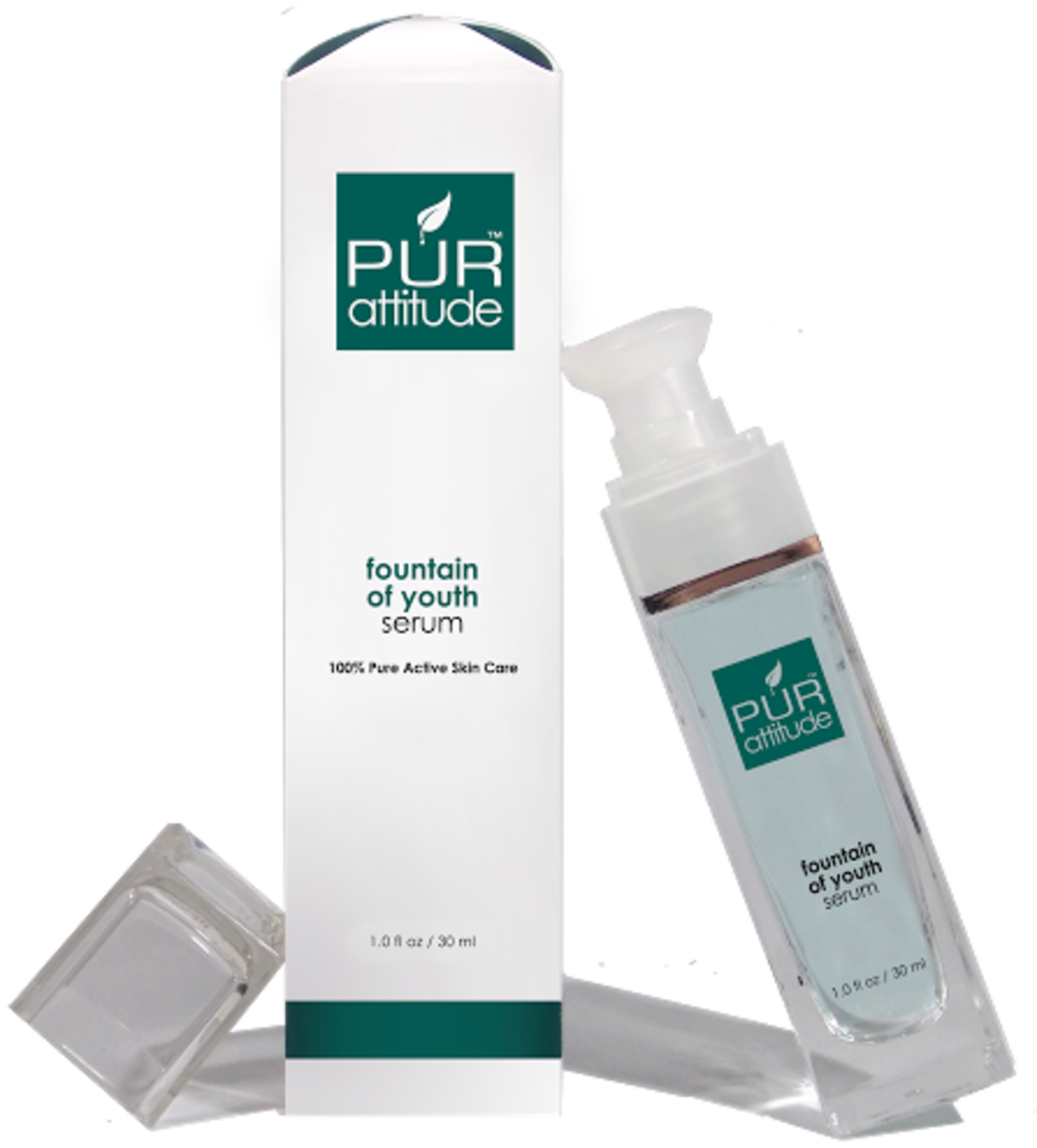 PUR attitude Fountain of Youth Serum