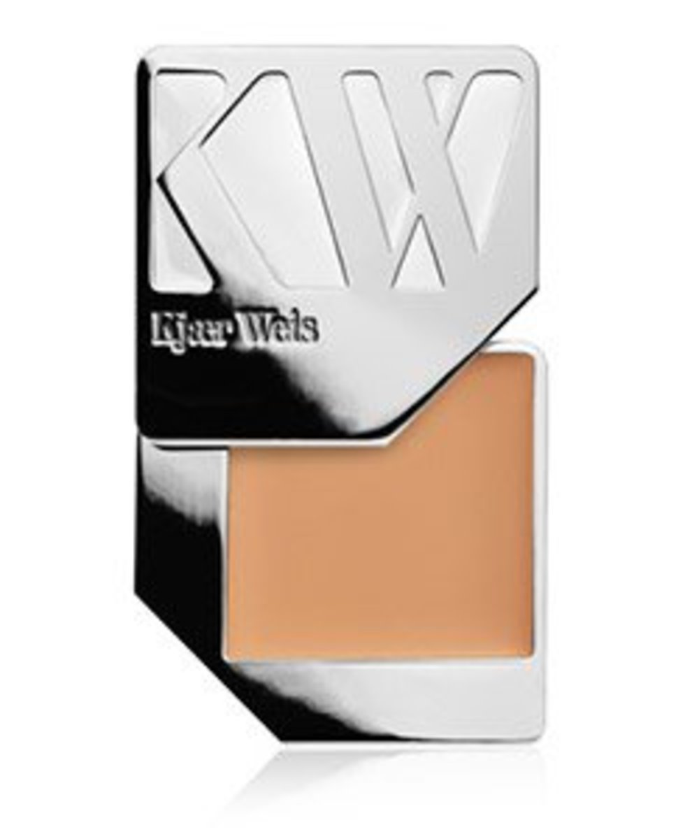 Gluten Free Beauty: Marketing Gimmick or the Real Thing? Kjaer Weis Cream Foundation