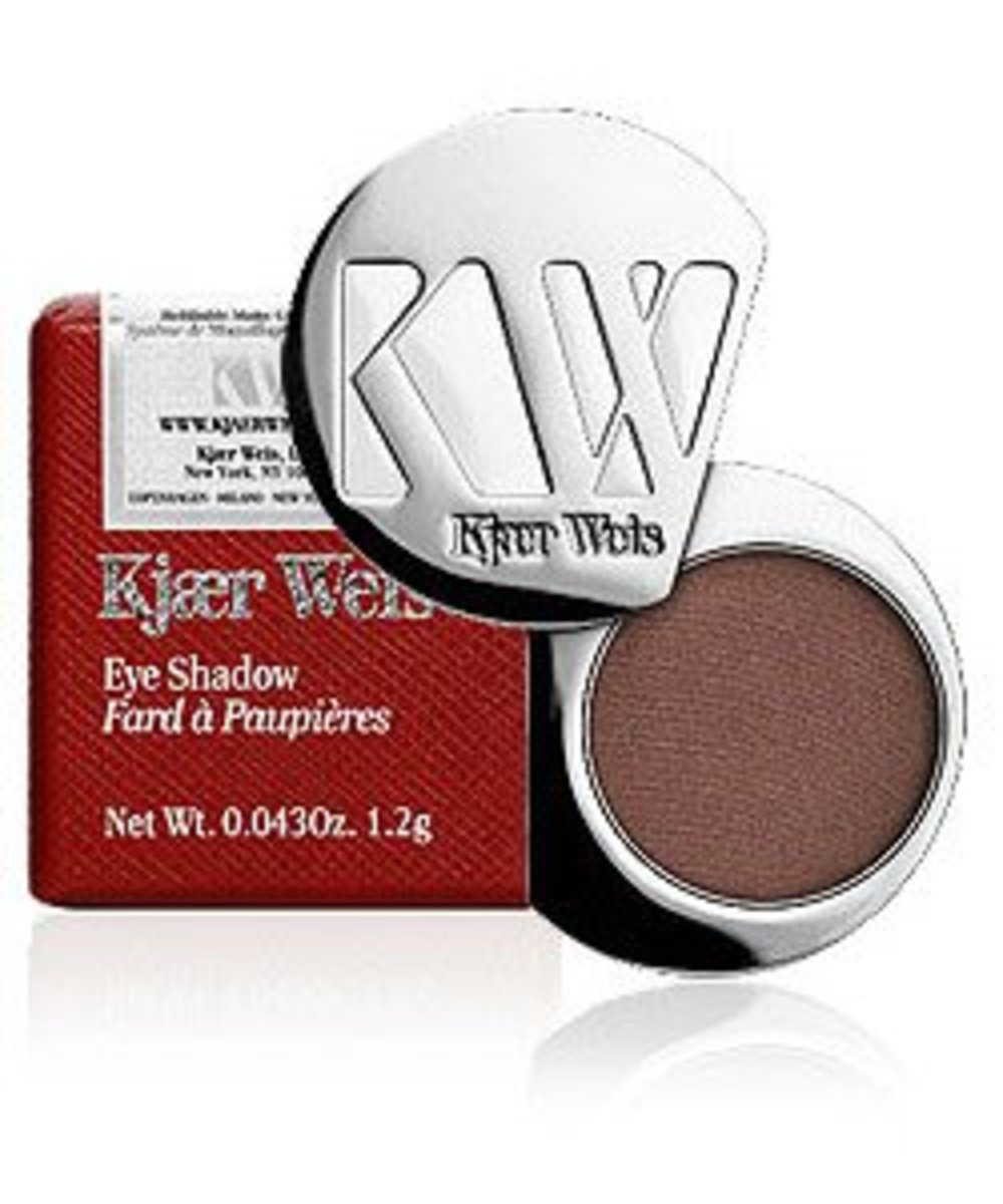 Gluten Free Beauty Kjaer Weis Eye Shadow Compact