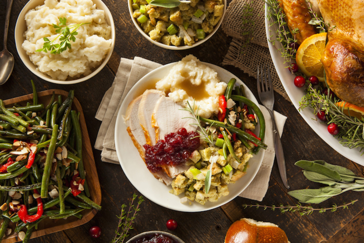 17 Organic Authority Thanksgiving Recipes for a Healthy and Happy Feast