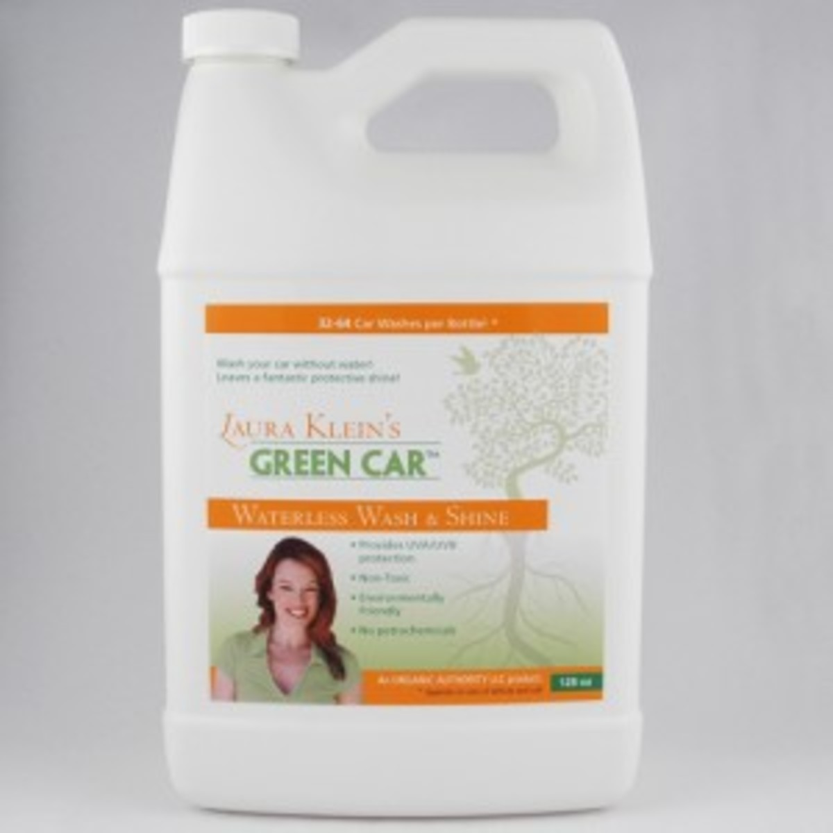 Laura Klein's Green Car Waterless Car Wash