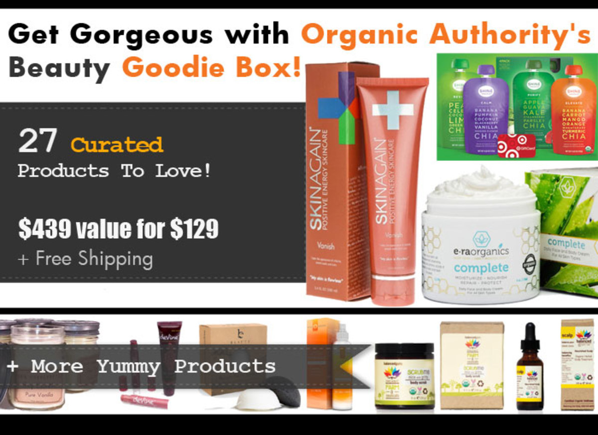 OA Beauty Goodie Box 2015