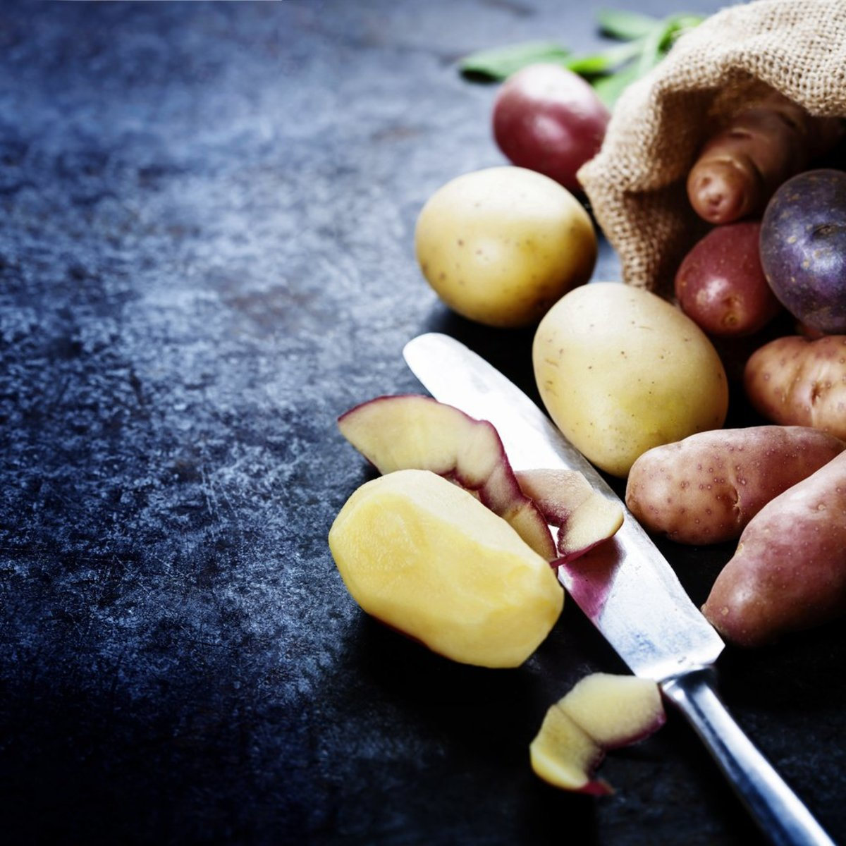 tips for growing potatoes
