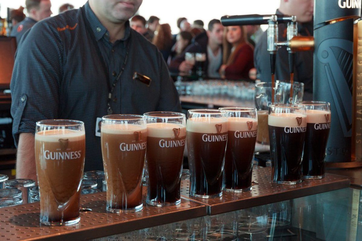 Vegan beer is coming to Guinness.