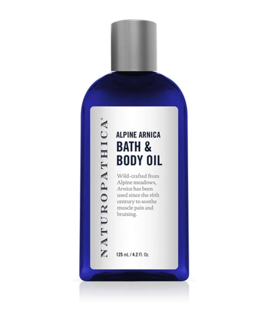 Naturapathica arnica Bath Body Oil