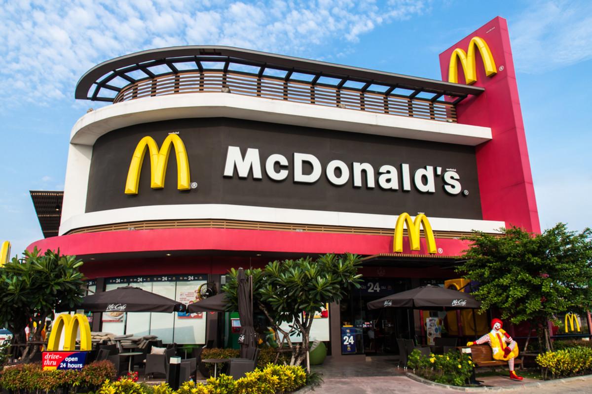 McDonald's franchise