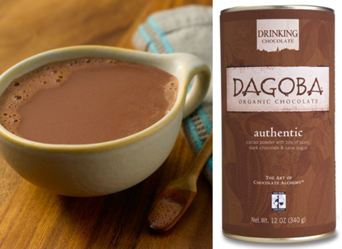 Dagoba Drinking Chocolate