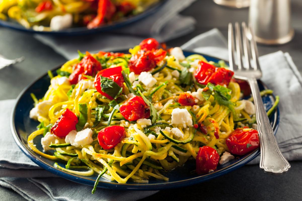 gluten-free vegetarian pasta