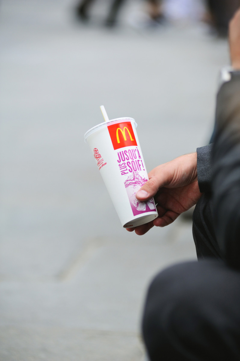 No More Unlimited Soda Refills in France as Nation Battles Obesity