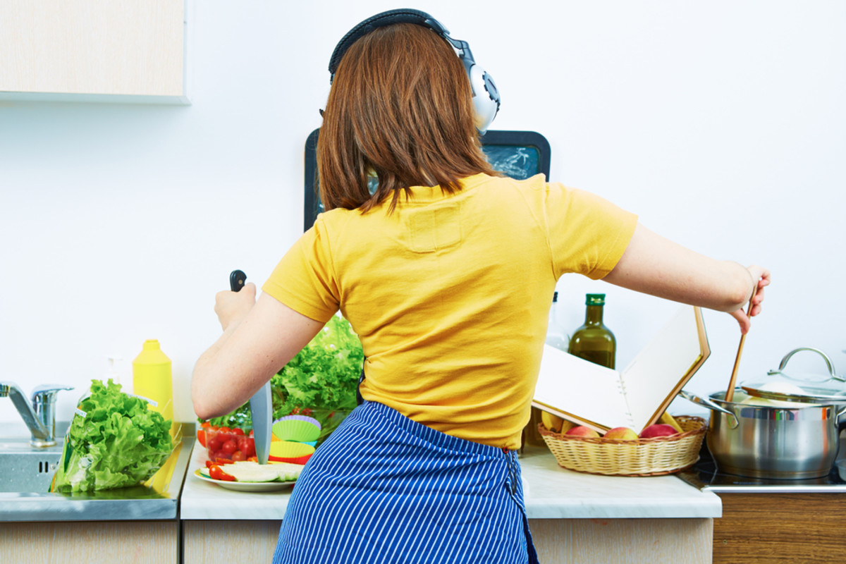 Discover how much you love food podcasts.