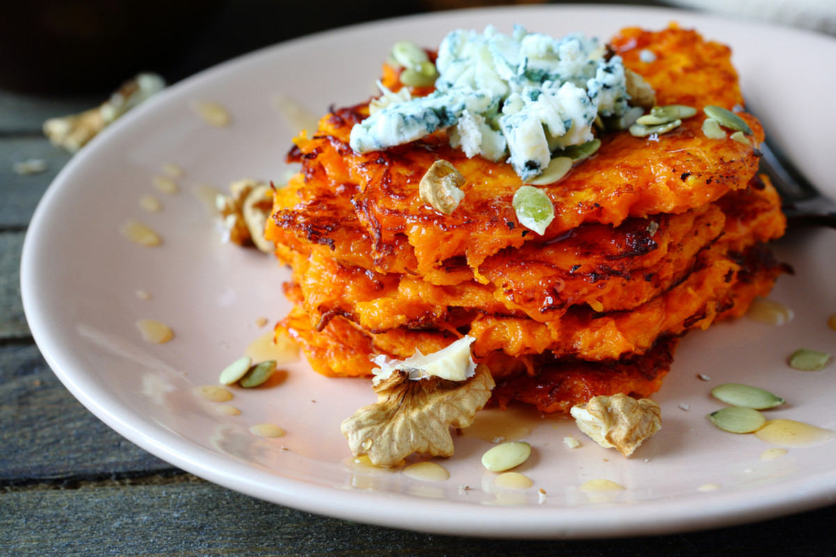 Enjoy Vegetable Pancakes for Meatless Monday with 4 Delicious Recipes