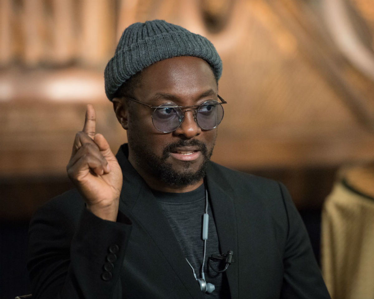 Will.i.am Drops 20 Lbs. By Cutting Out Meat