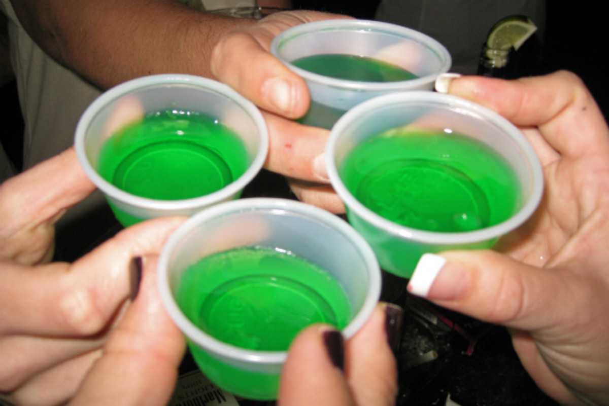 Whole Foods Is Going to Be Selling Jell-O Shots (Oh. Em. Effing. Gee.)