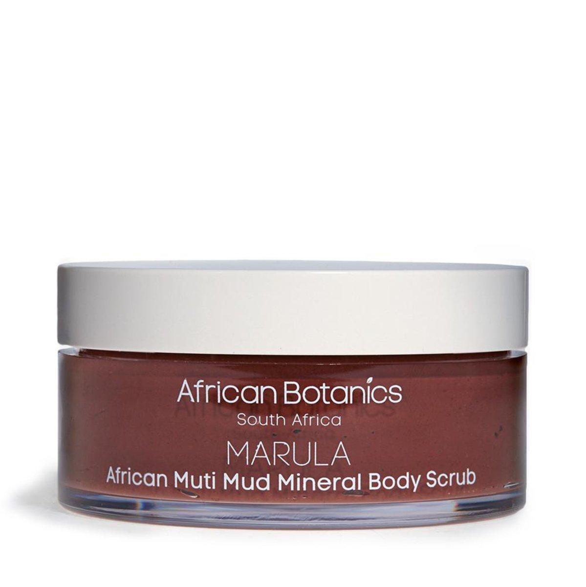 African Botanics African Mud Mineral Body Scrub
