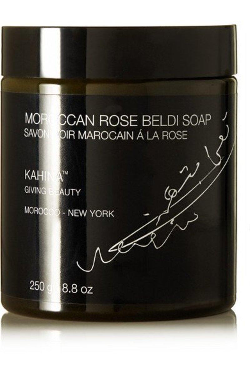 Kahina Moroccan Rose Beldi Soap