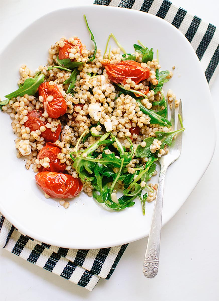 Sorghum-Salad