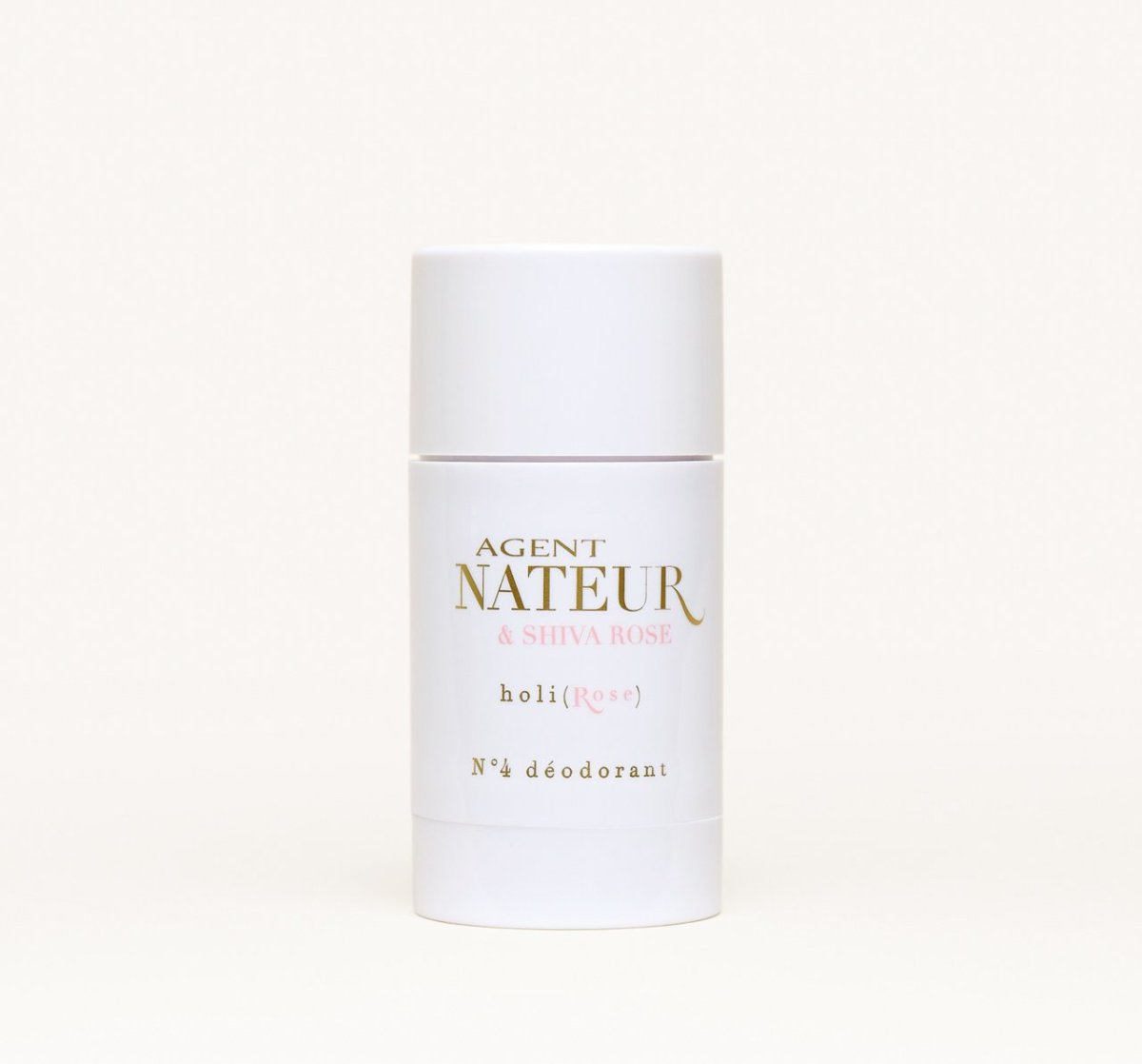 Shiva Rose and Agent Nateur Deodorant