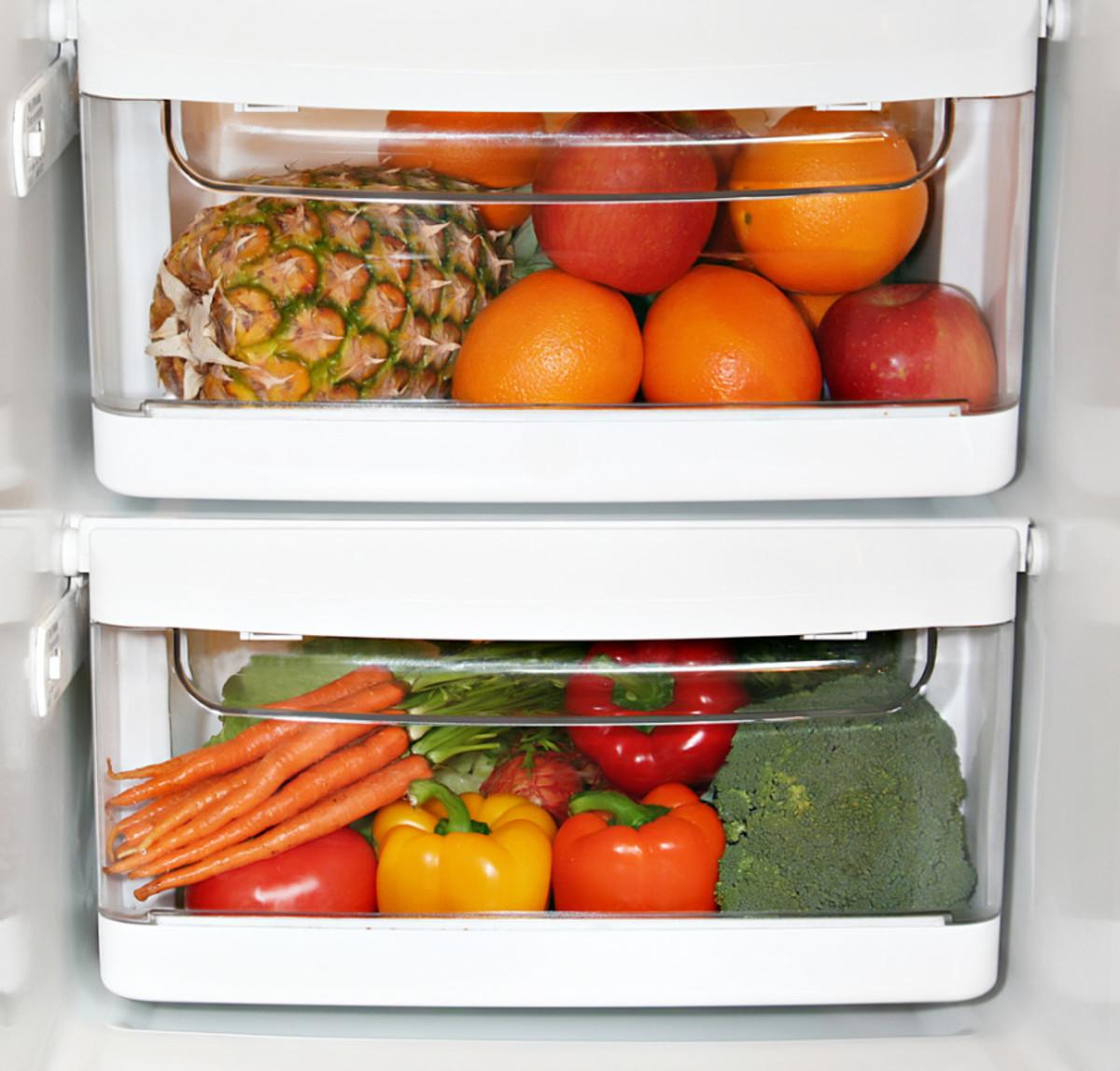 This communal fridge is helping curb food waste.