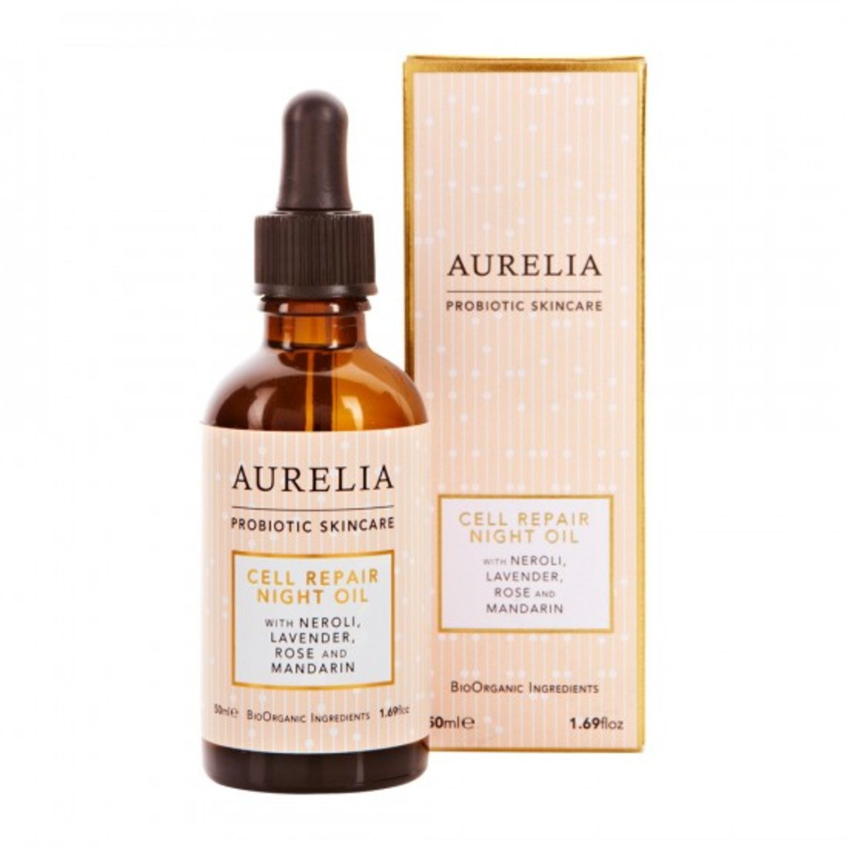 Aurelia Probiotic Skincare Night Oil