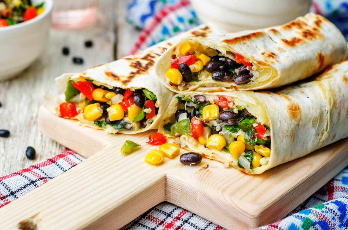 Protein Power! 4 Vegetarian Black Bean Recipes for Meatless Monday