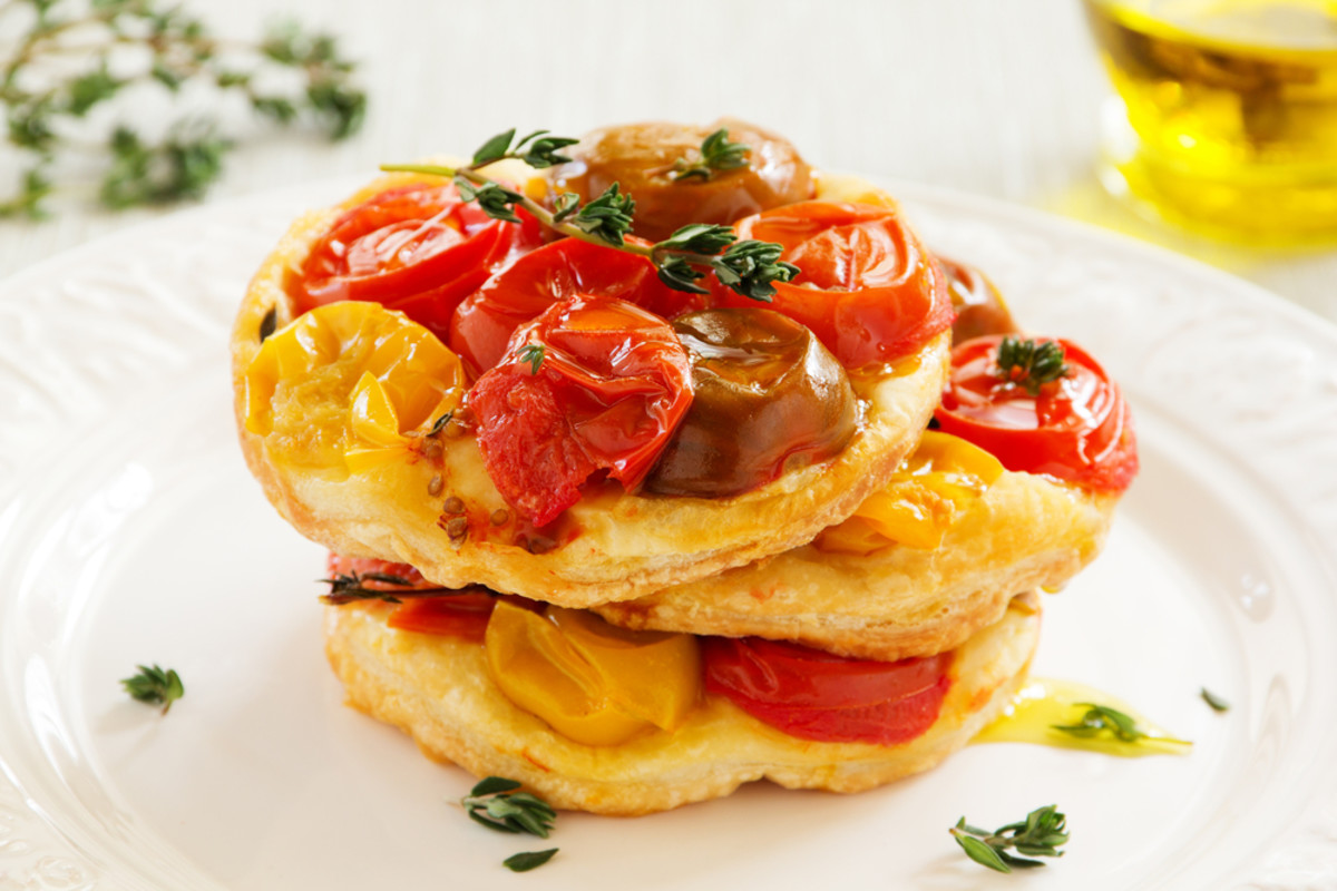 Summer Tomato Recipes for Meatless Monday