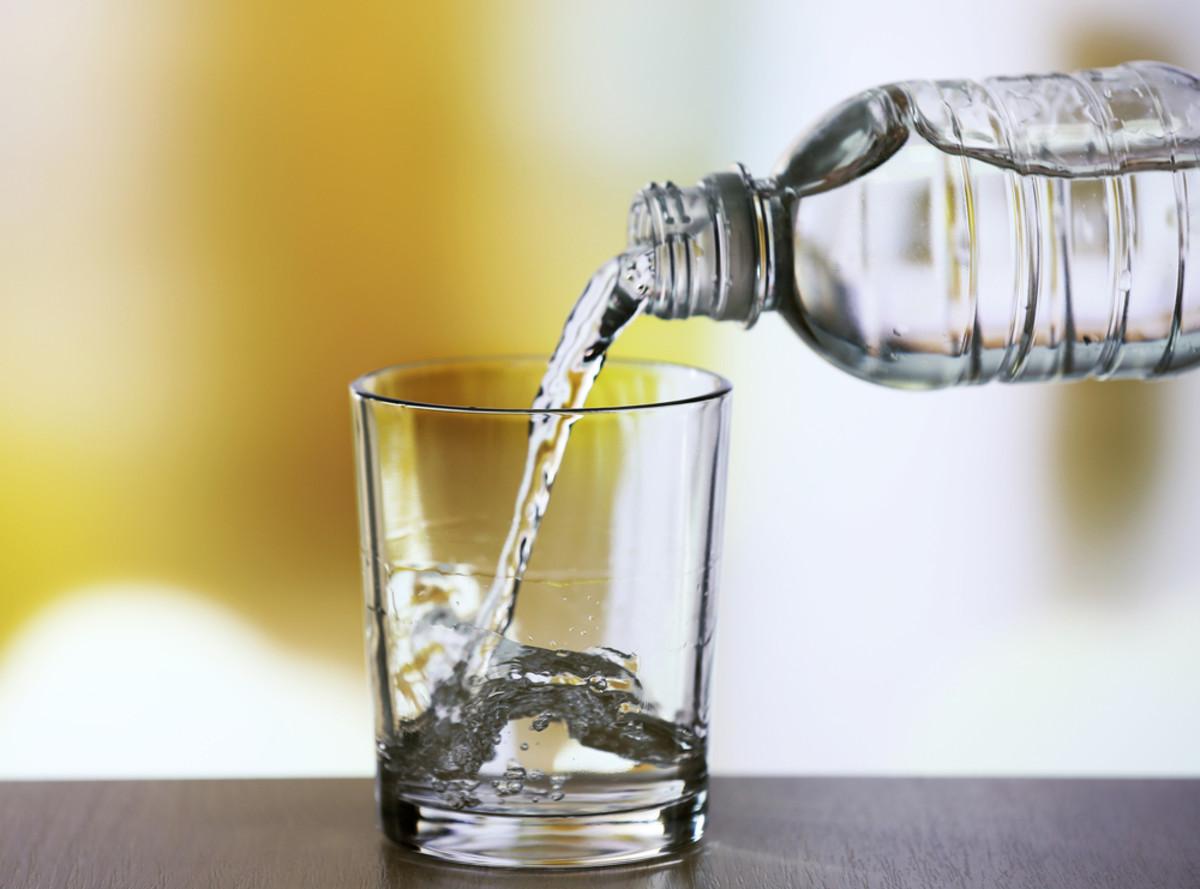organic water