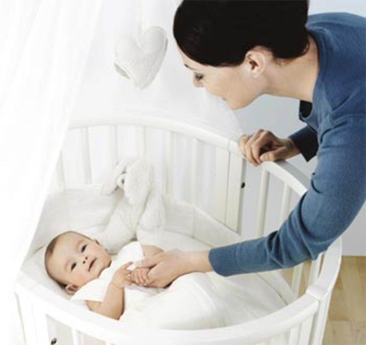 put your children to sleep on non-toxic baby mattresses - organic