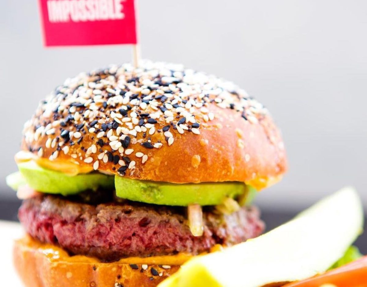 Vegan Impossible Burger Coming Soon to a Baseball Stadium Near You