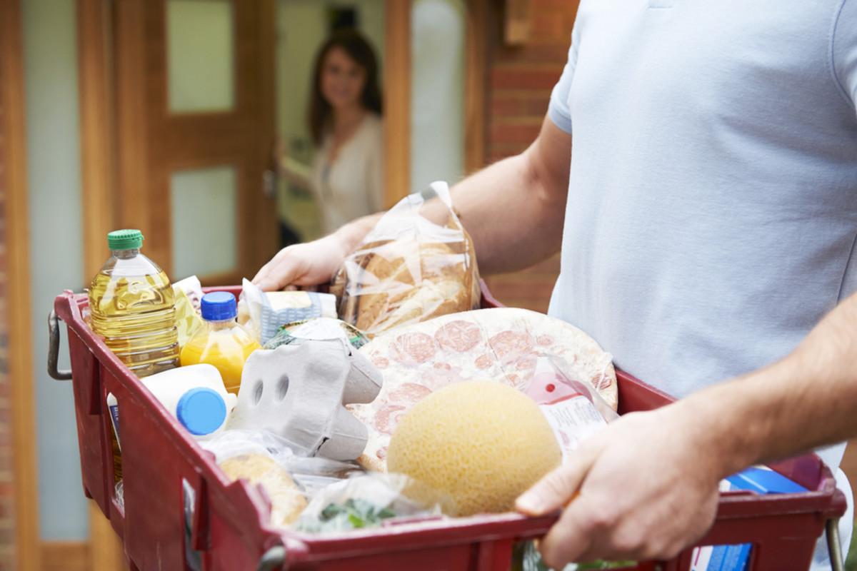 thrive market sells organic food online