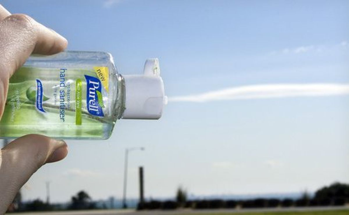 purel hand sanitizer