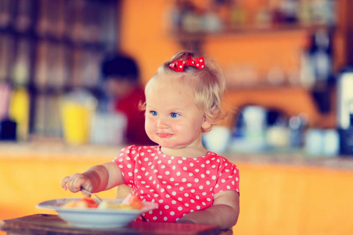 """Products Labeled as """"Toddler Food"""" Loaded with Salt and Sugar"""