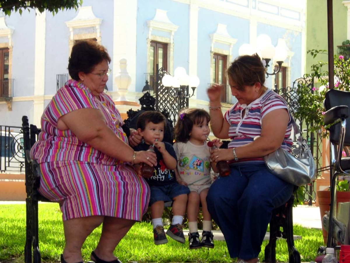 Childhood Obesity: When Food is Deadly to Our Kids