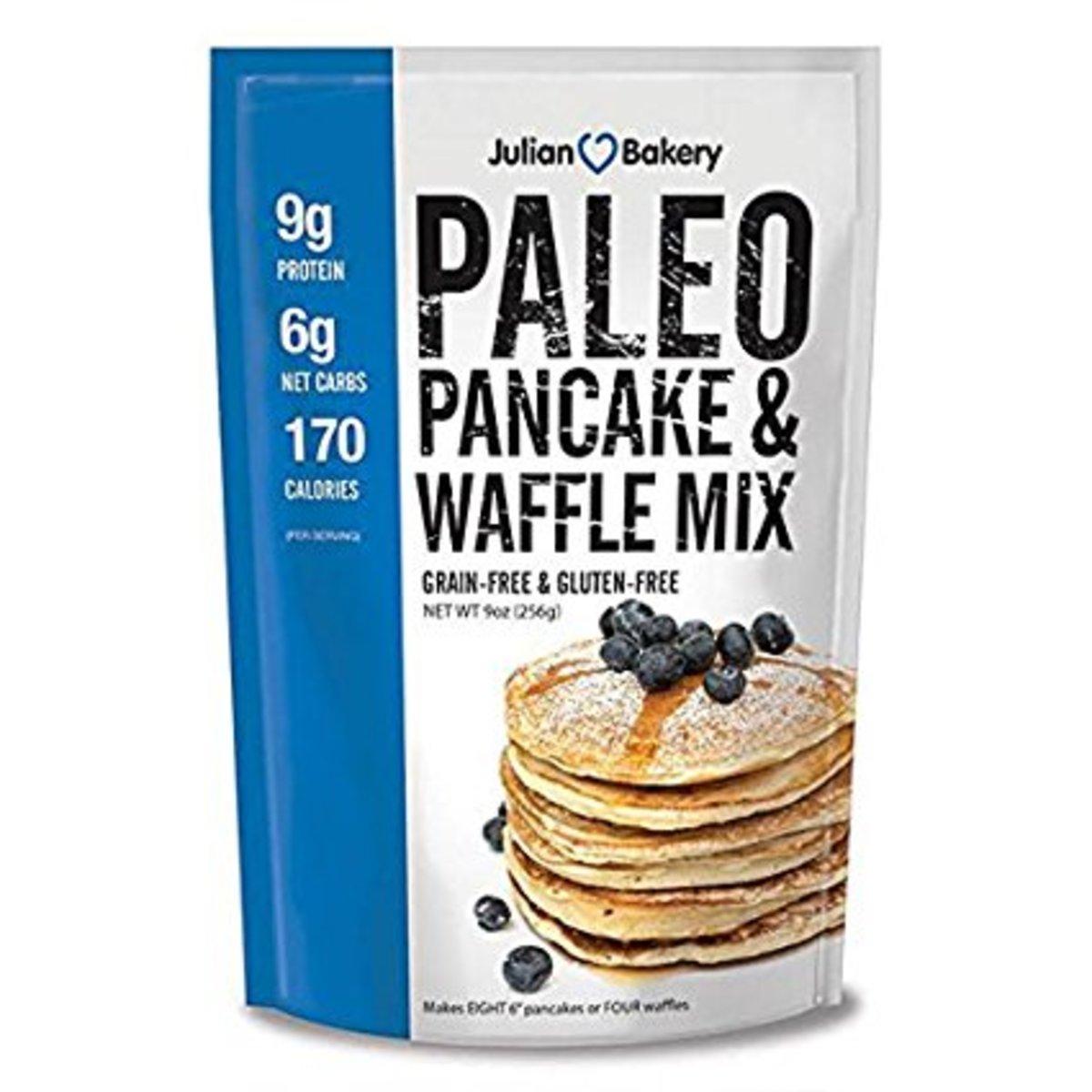paleo pancake mixes