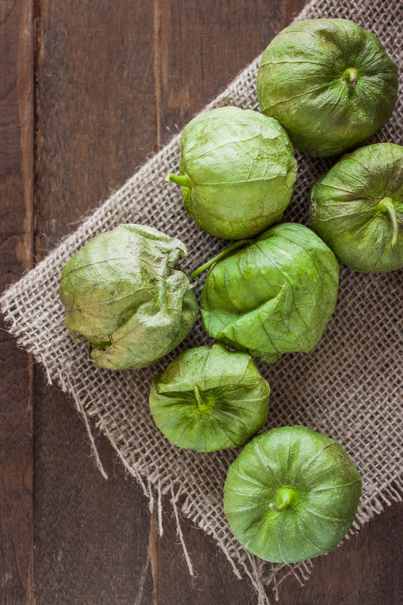 How To Cook Tomatillos