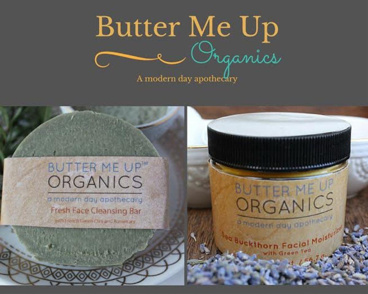 Butter Me Up Organics