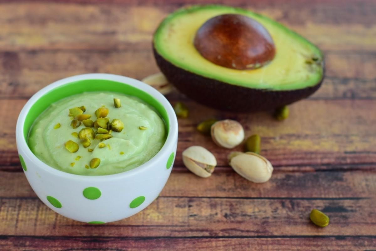 Tropical Avocado Mousse Recipe