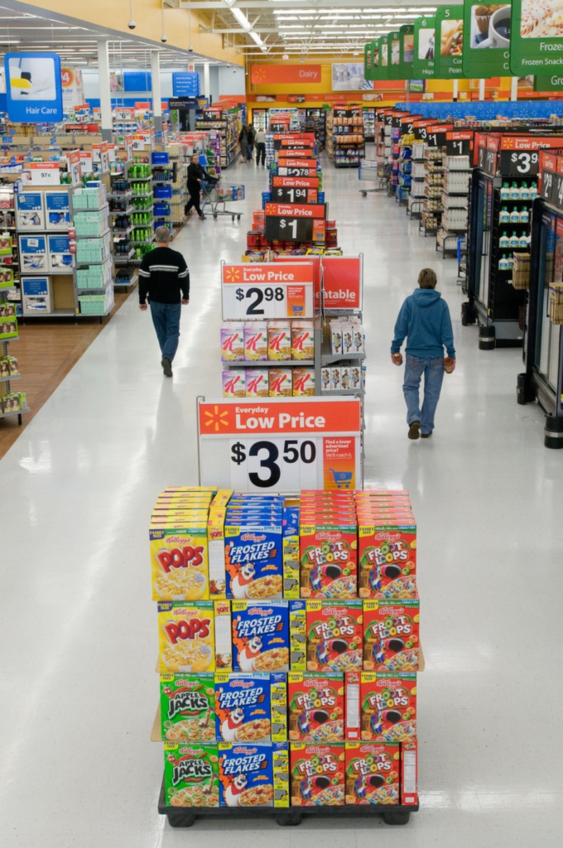 America's Obesity Epidemic is All Walmart's Fault, Study Finds