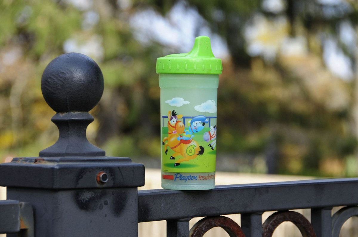 sippy cup photo