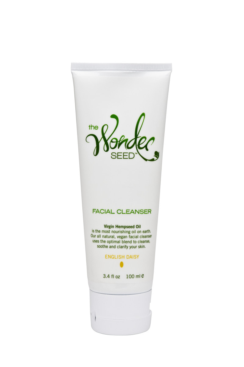 The Wonder Seed's Facial Cleanser