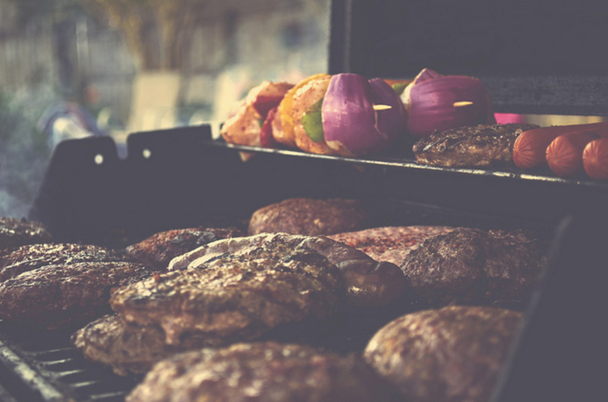 11 great grilling recipes and grilling ideas.