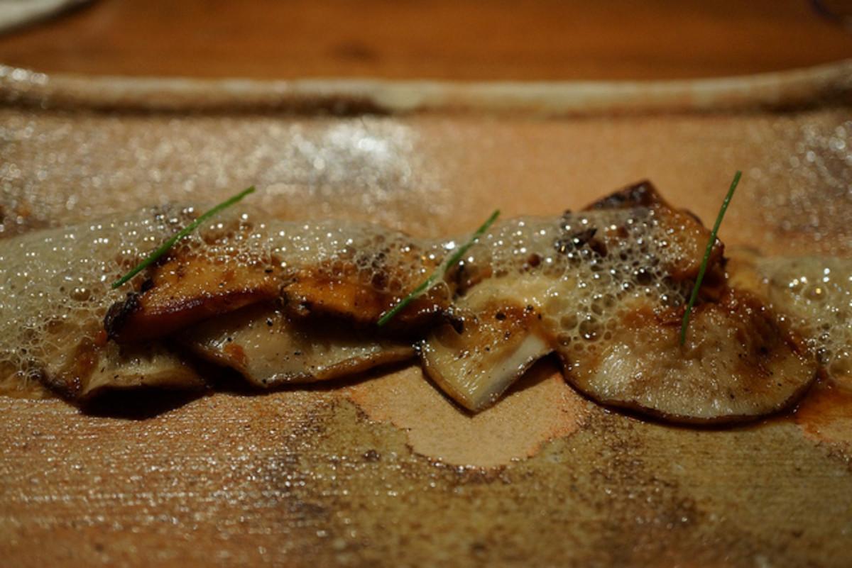 Grilling ideas, mushrooms