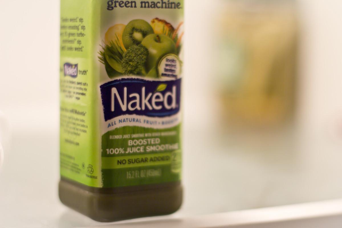 Naked Juice Company 120